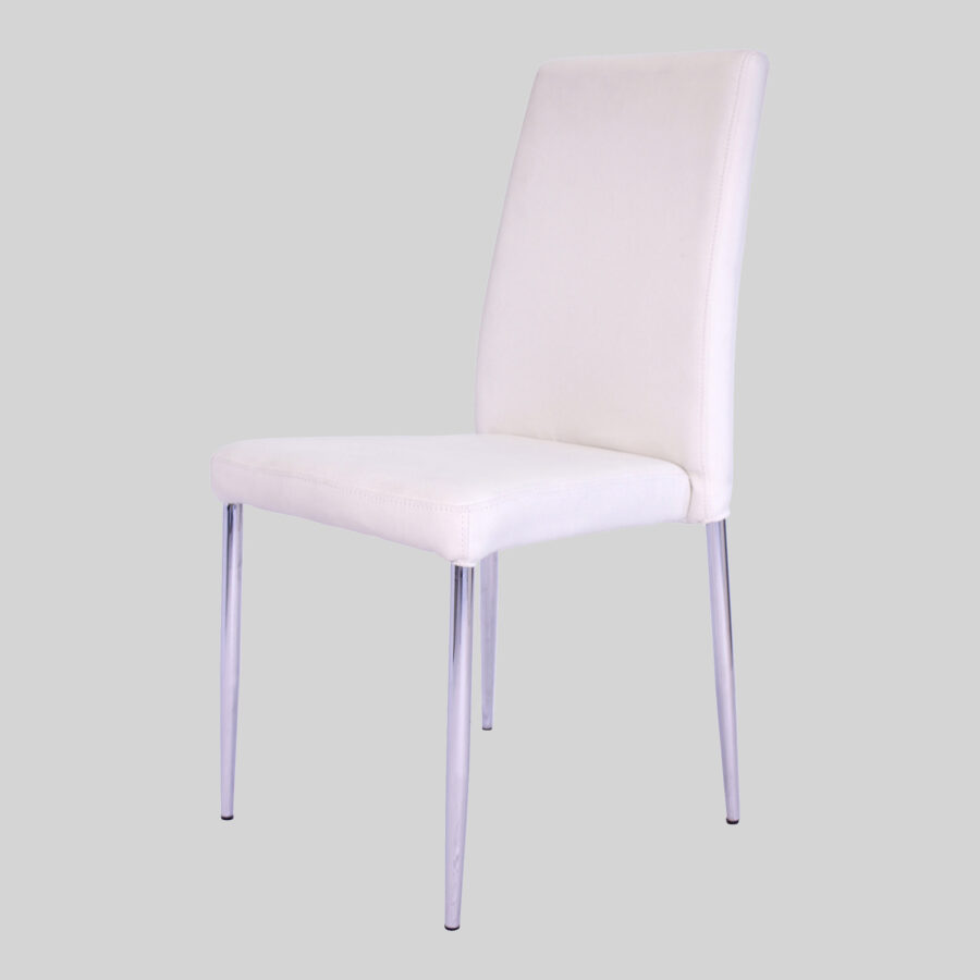 Adelaide Function Chair - Off White