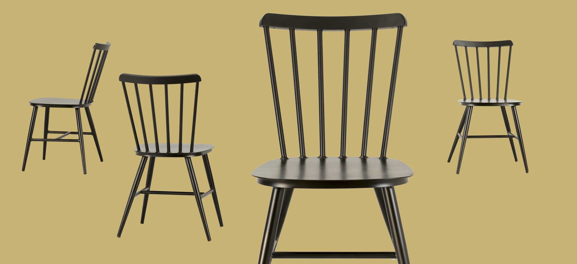 NEW!<BR />The Magnolia Chair