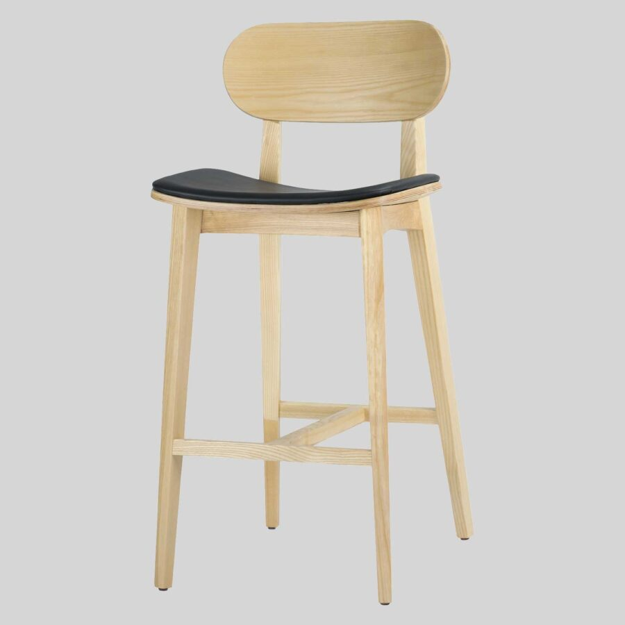asahi a contemporary timber dining chair of modern sophistication