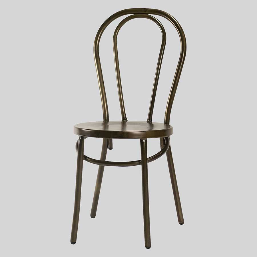 Classico Metal Bentwood Chair