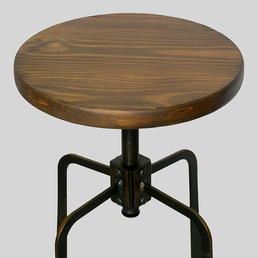 Coleman Spinner Stool