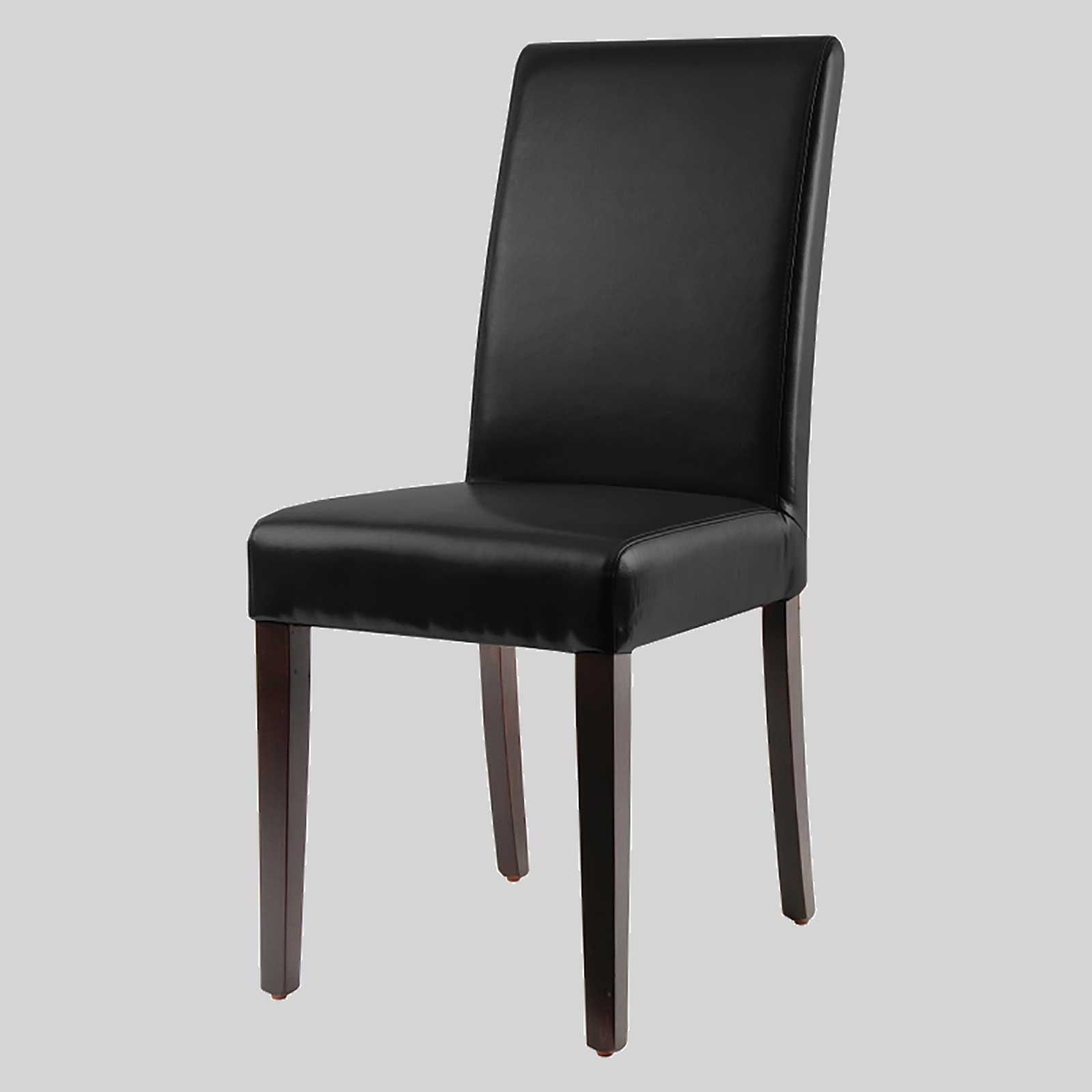 Leather chair for formal dining hudson concept collections for Formal dining chairs