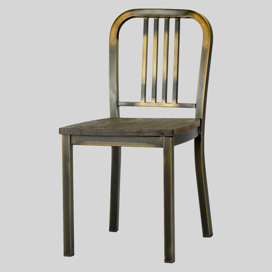Nevada IV reproduction Navy Chair
