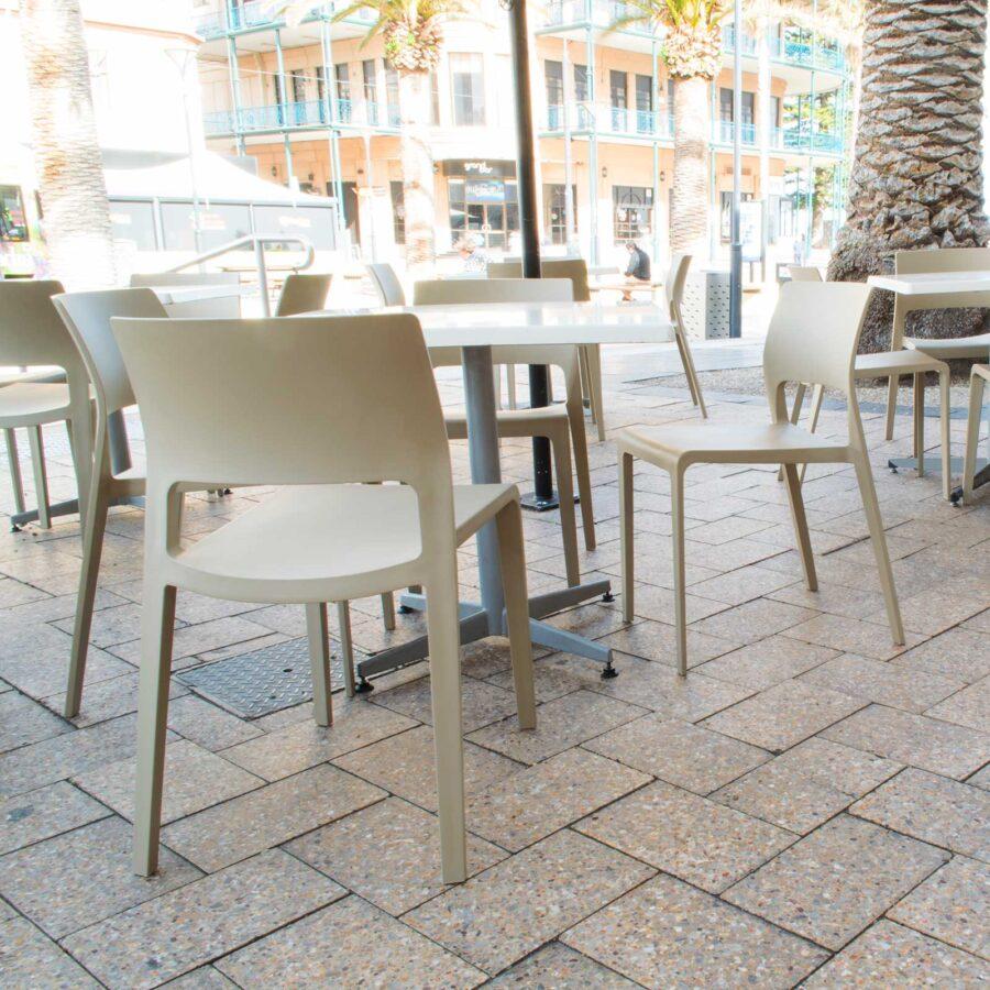 Sorrento Chair - Khaki