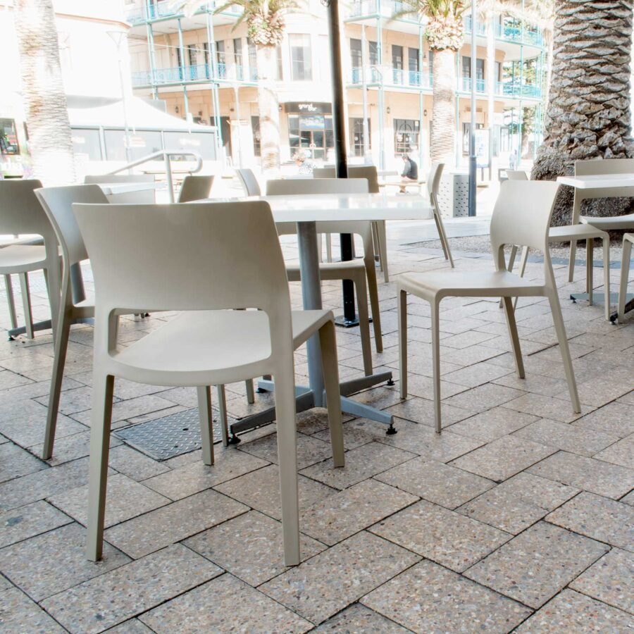 Sorrento Chair - Taupe