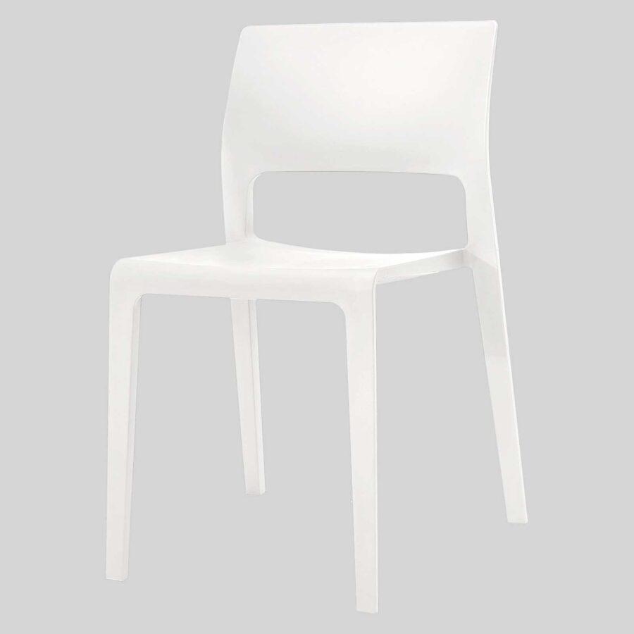 Sorrento Chair - White