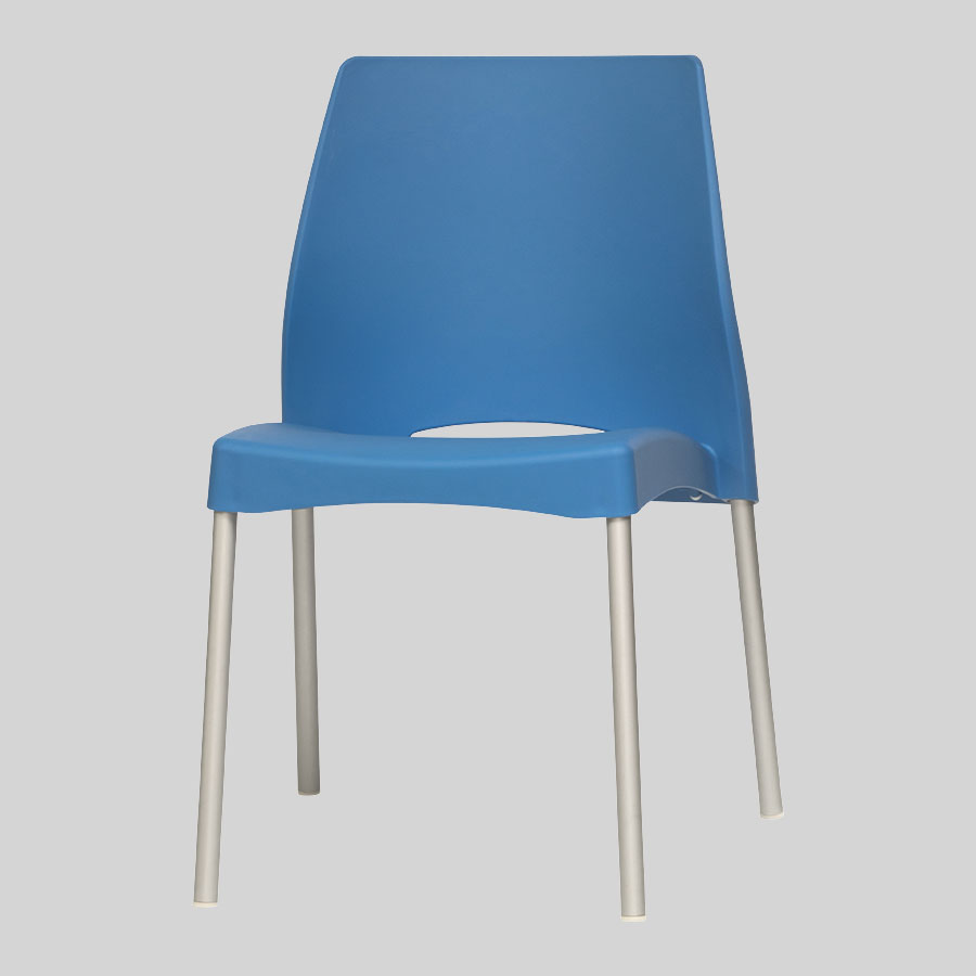 Apollo Australian Cafe Chairs - Blue