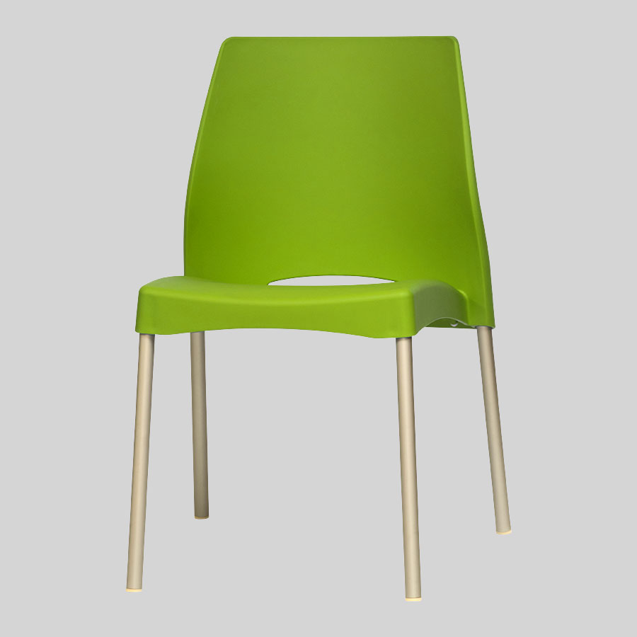Apollo Australian Cafe Chairs - Green
