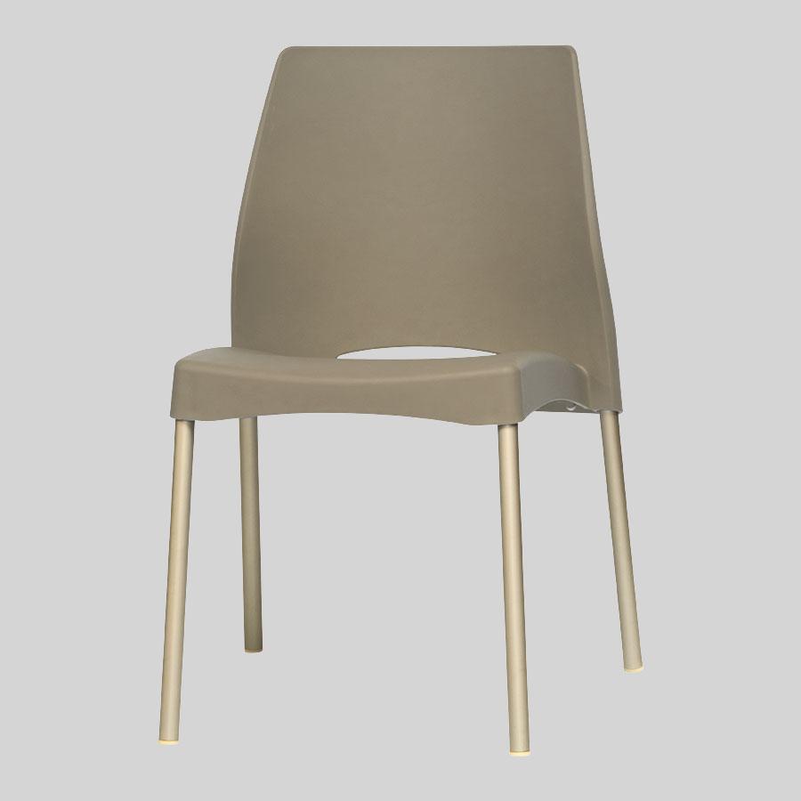 Apollo Australian Cafe Chairs - Latte