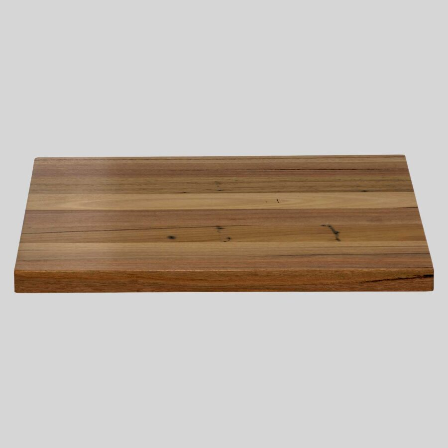 Wormy Chestnut Timber Table Top