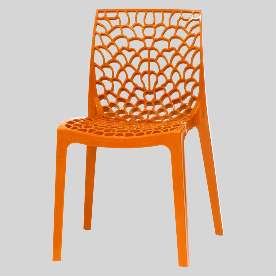 Blaze Chair - Orange