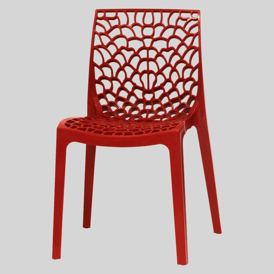 Blaze Chair - Red