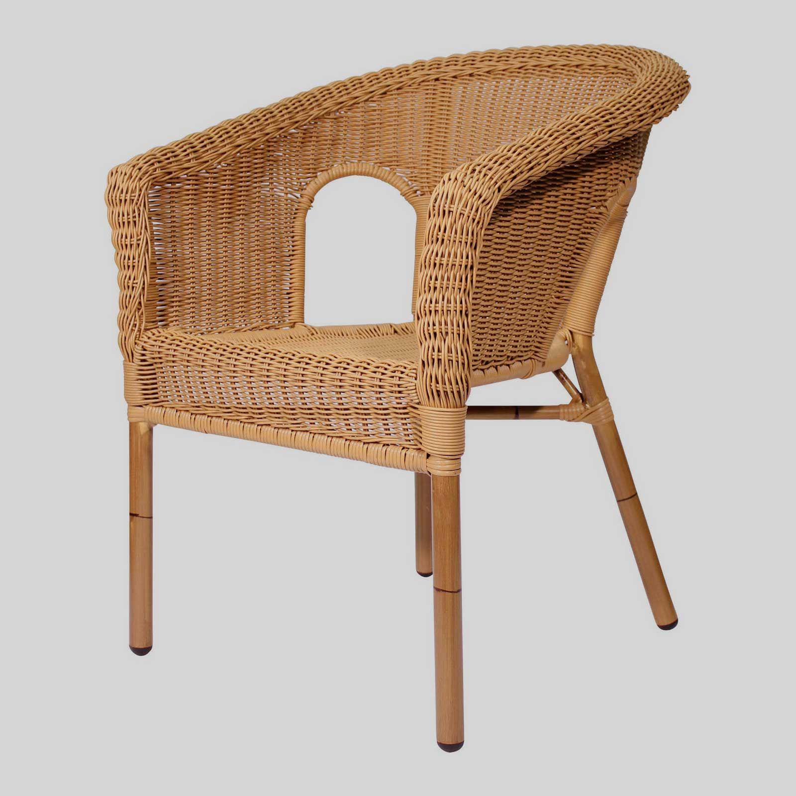 Delightful Brazil Wicker Armchair Part 26
