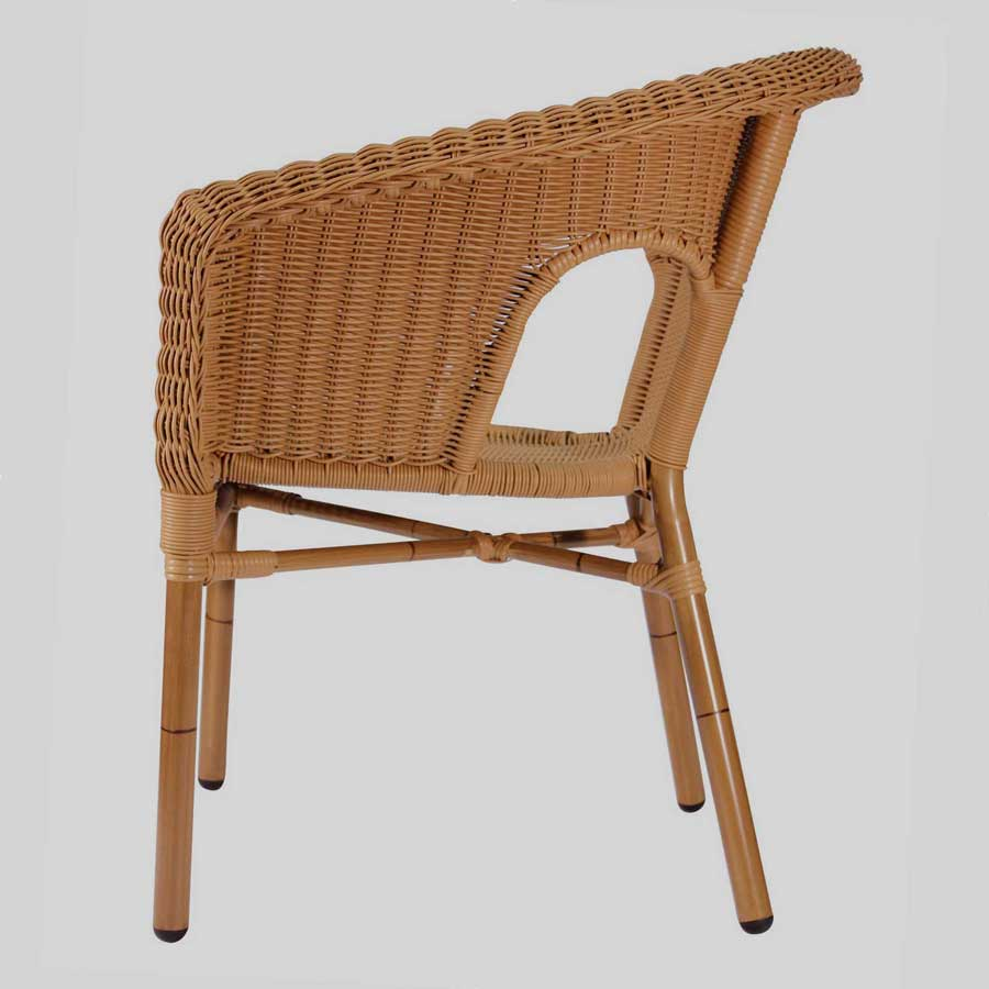 Brazil Outdoor Wicker Armchair