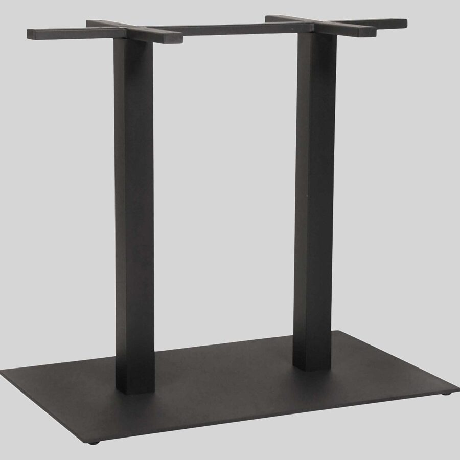 Carlton Restaurant Table Bases - Twin