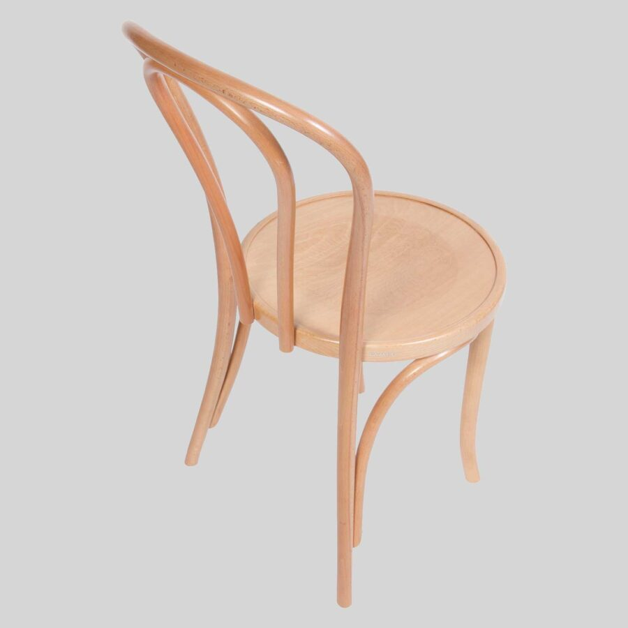 Classique Bentwood Chair - Back - Natural