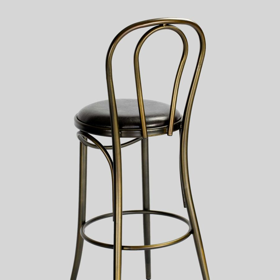 Coleman Bistro Barstool with Back
