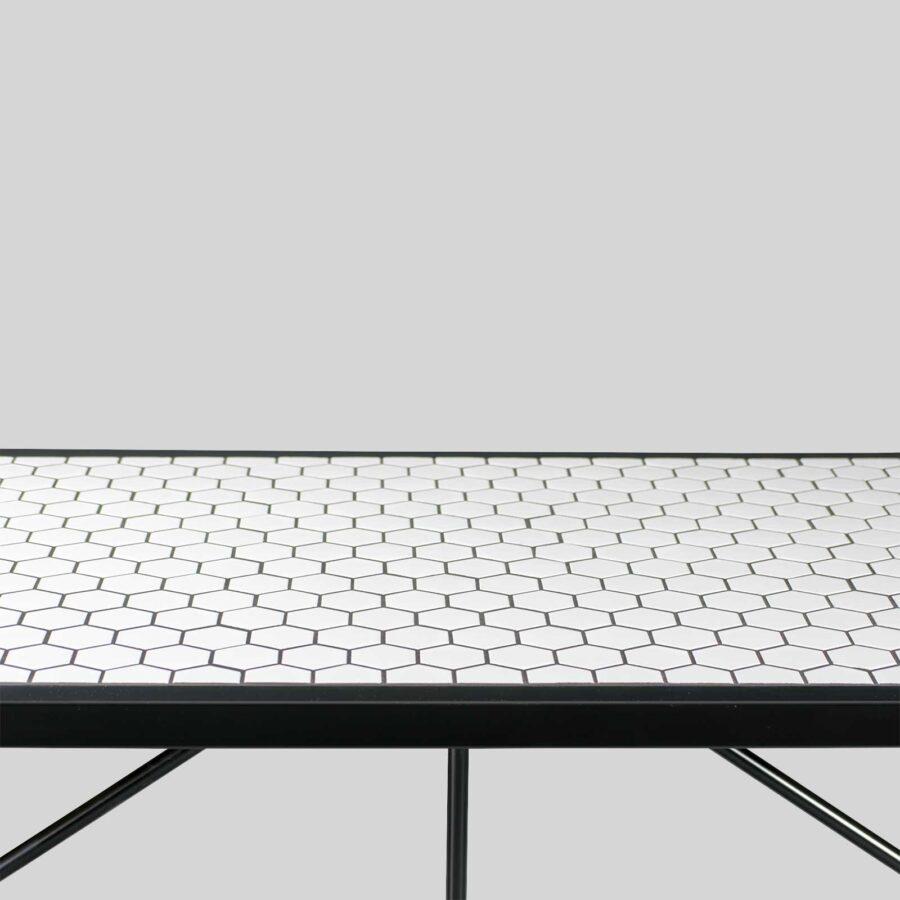 Custom Tiled Table