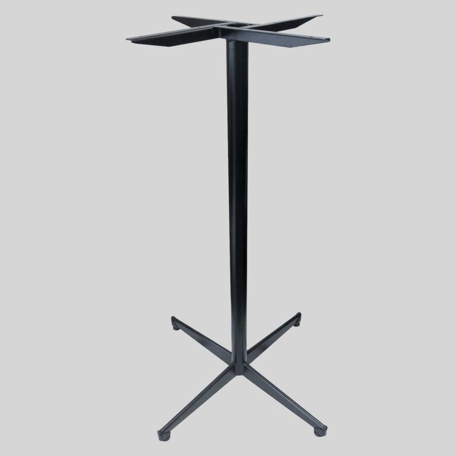 Davido Restaurant Tables - Bar Black