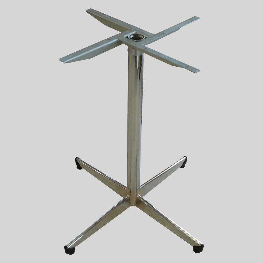 Davido Restaurant Tables - Chrome