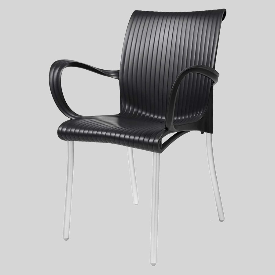 Dawson Armchair - Black
