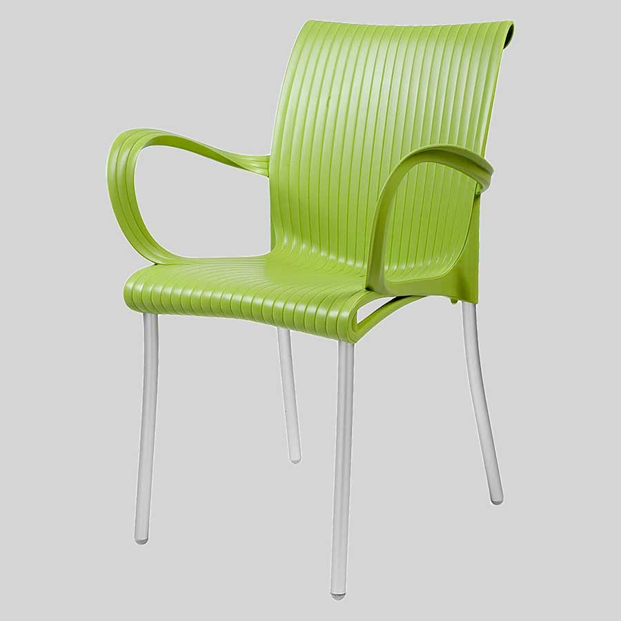 Dawson Armchair - Green