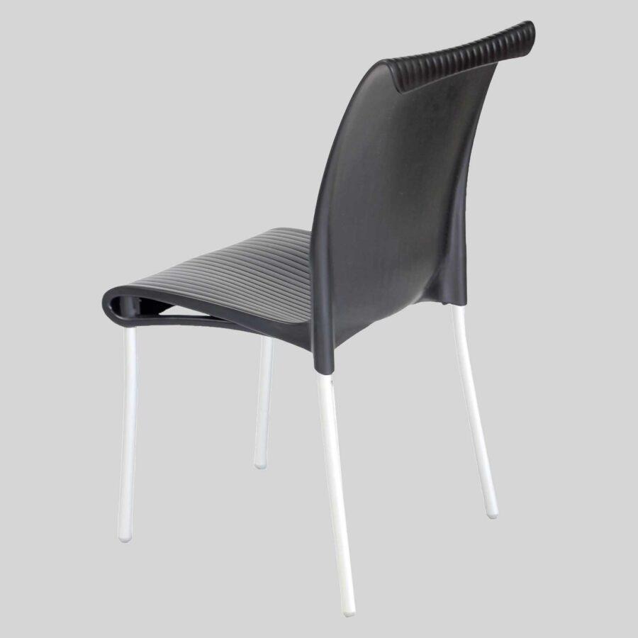 Dawson Cafe Outdoor Furniture - Black
