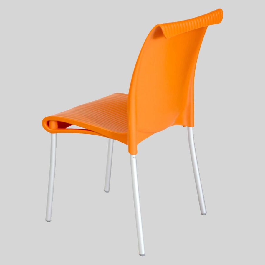 Dawson Cafe Outdoor Furniture - Orange