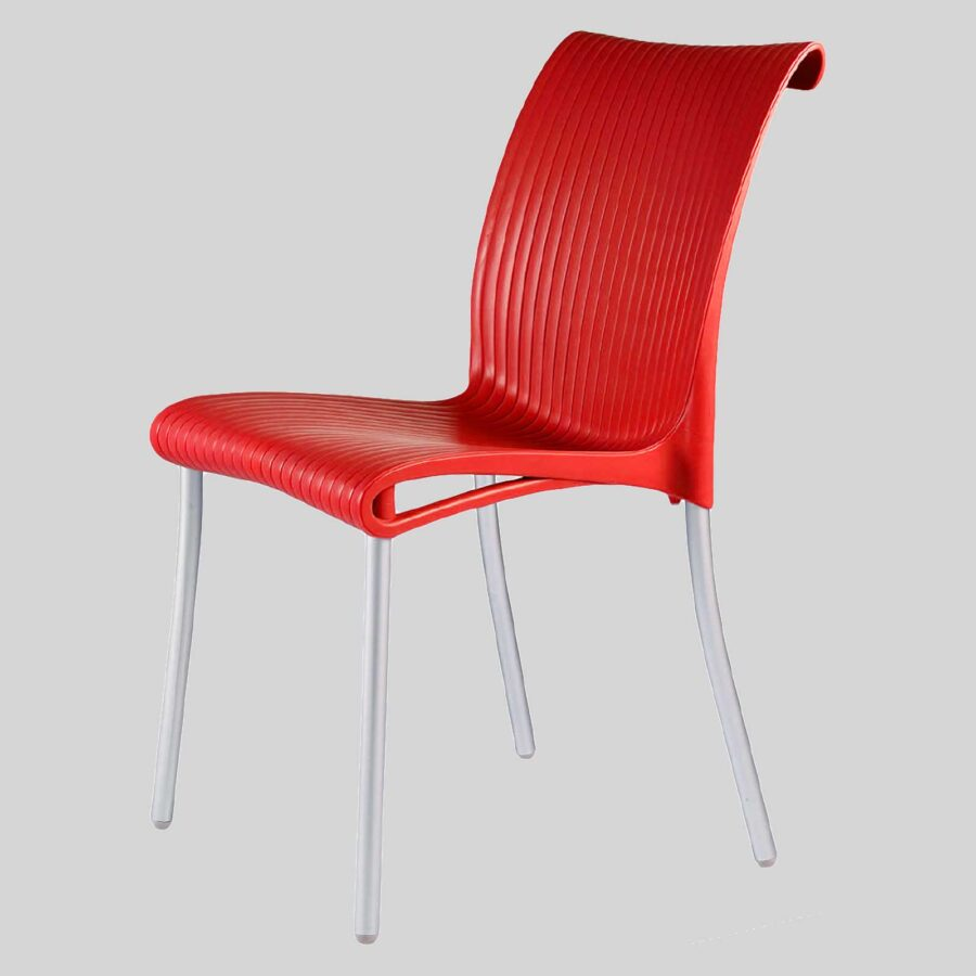 Dawson Cafe Outdoor Furniture - Red