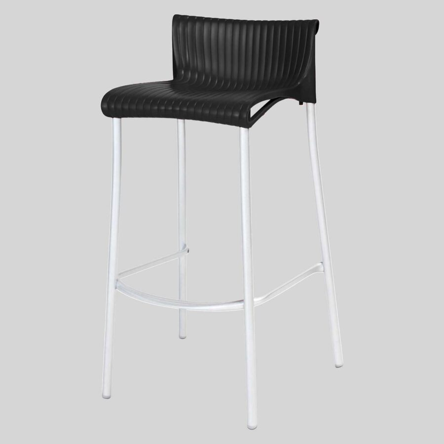 Daytona Stool - Black
