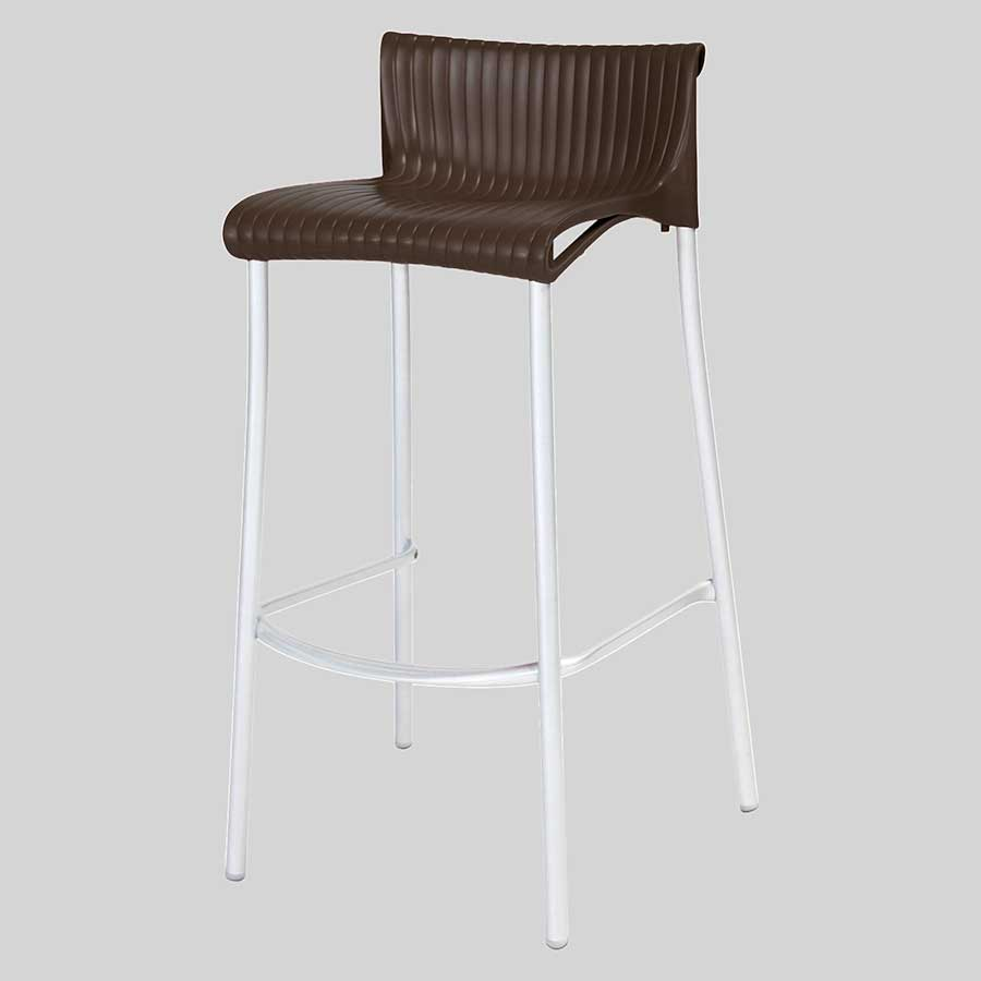 Daytona Stool - Brown