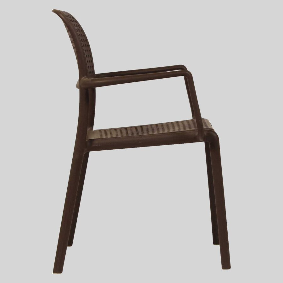Dora Armchair - Chocolate