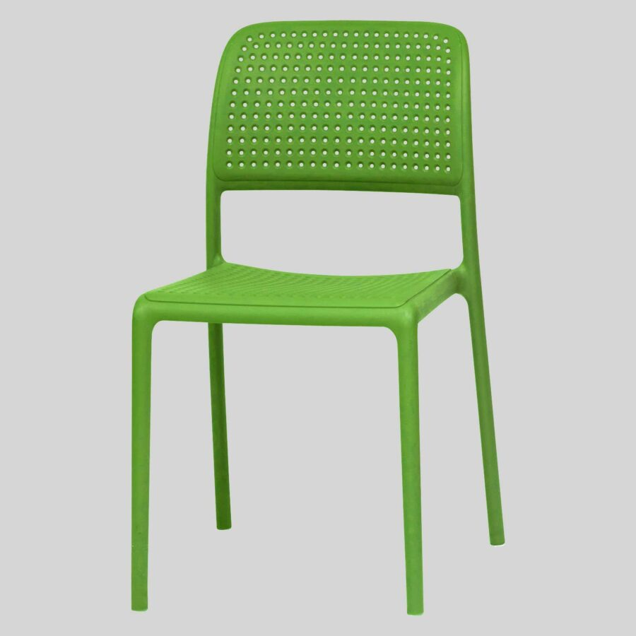 Dora Plastic Chairs - Green