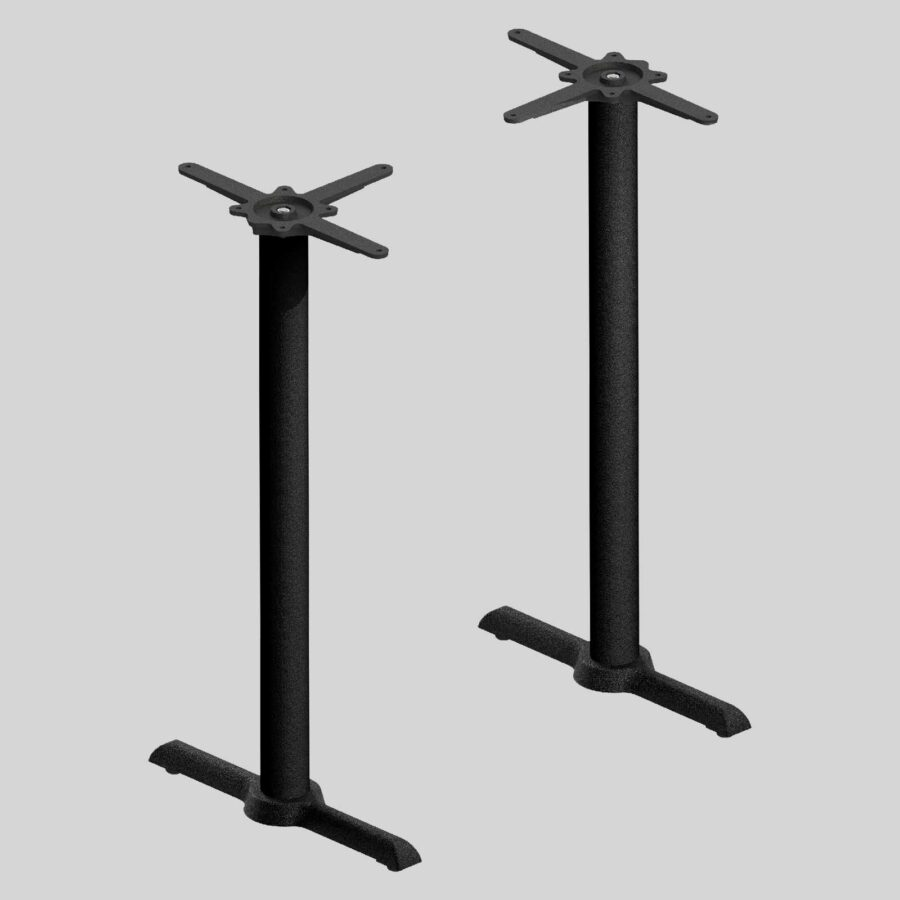 Flat KT Auto Adjust Twin Bar Base