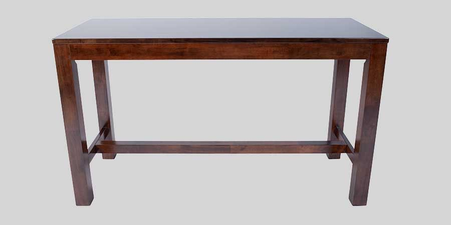 Funk 1800 Bar Table - Walnut