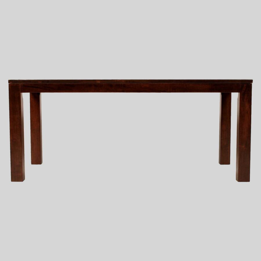 Funk 1800 Restaurant Dining Tables - Side - Walnut