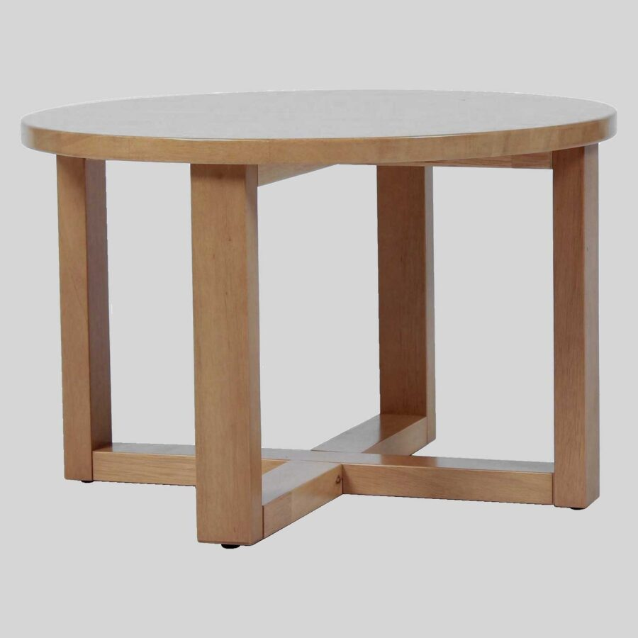 Funk Coffee Tables for Restaurants - Side - Natural