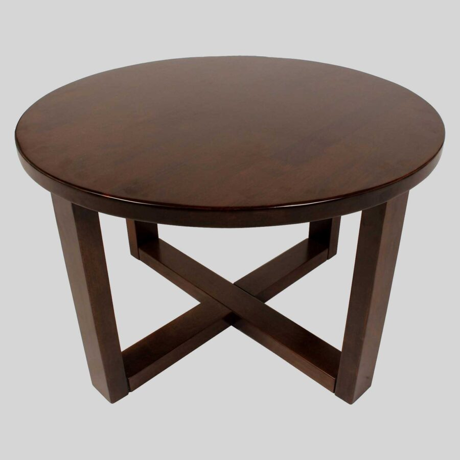 Funk Coffee Tables for Restaurants - Top - Walnut