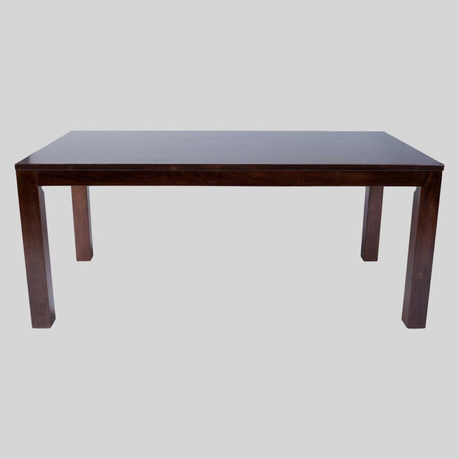 Funk 1800 Restaurant Dining Tables - Side/Top - Walnut