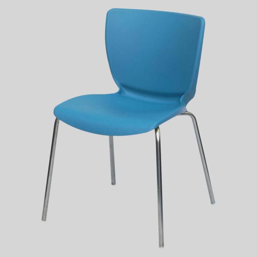 Metro commercial chairs - Blue