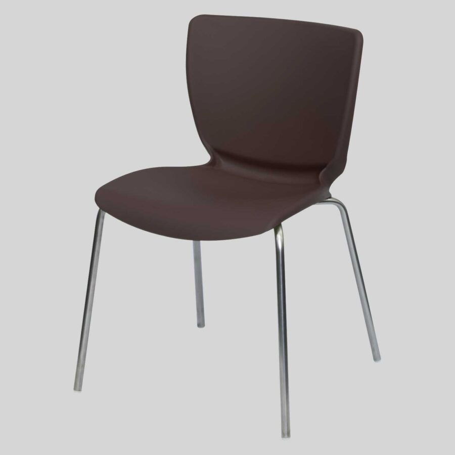 Metro commercial chairs - Brown