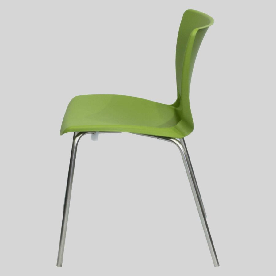 Metro commercial chairs - Avocado