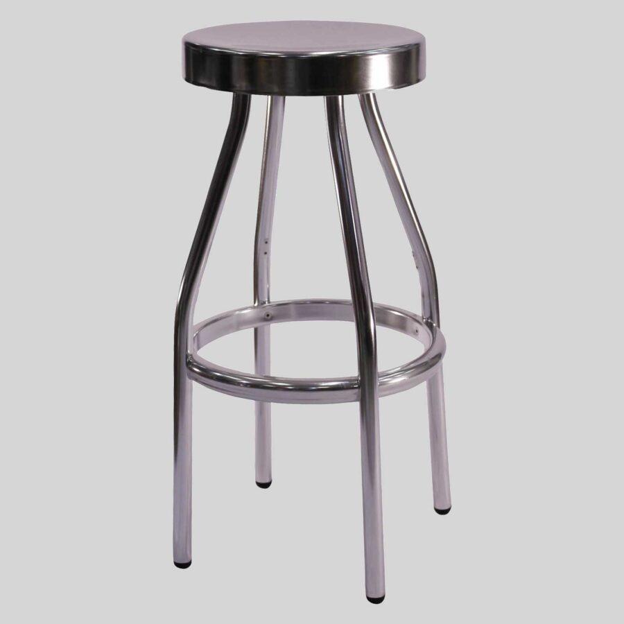 Nolita Stool - Aluminium