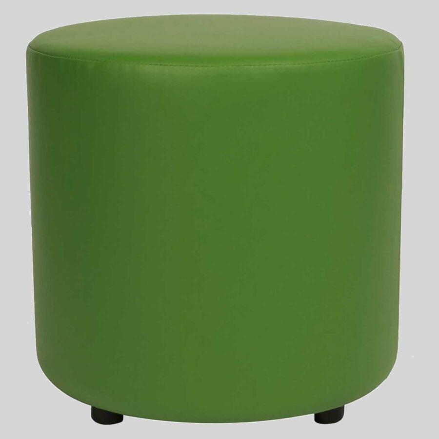 Ottoman Round - Green