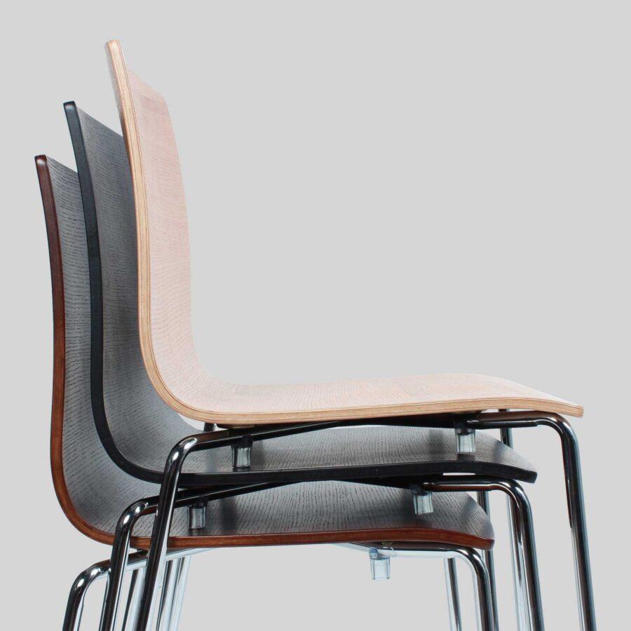 Palais Veneer Chair - Stacked