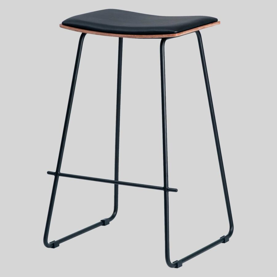 Pi Stool - Black, Black