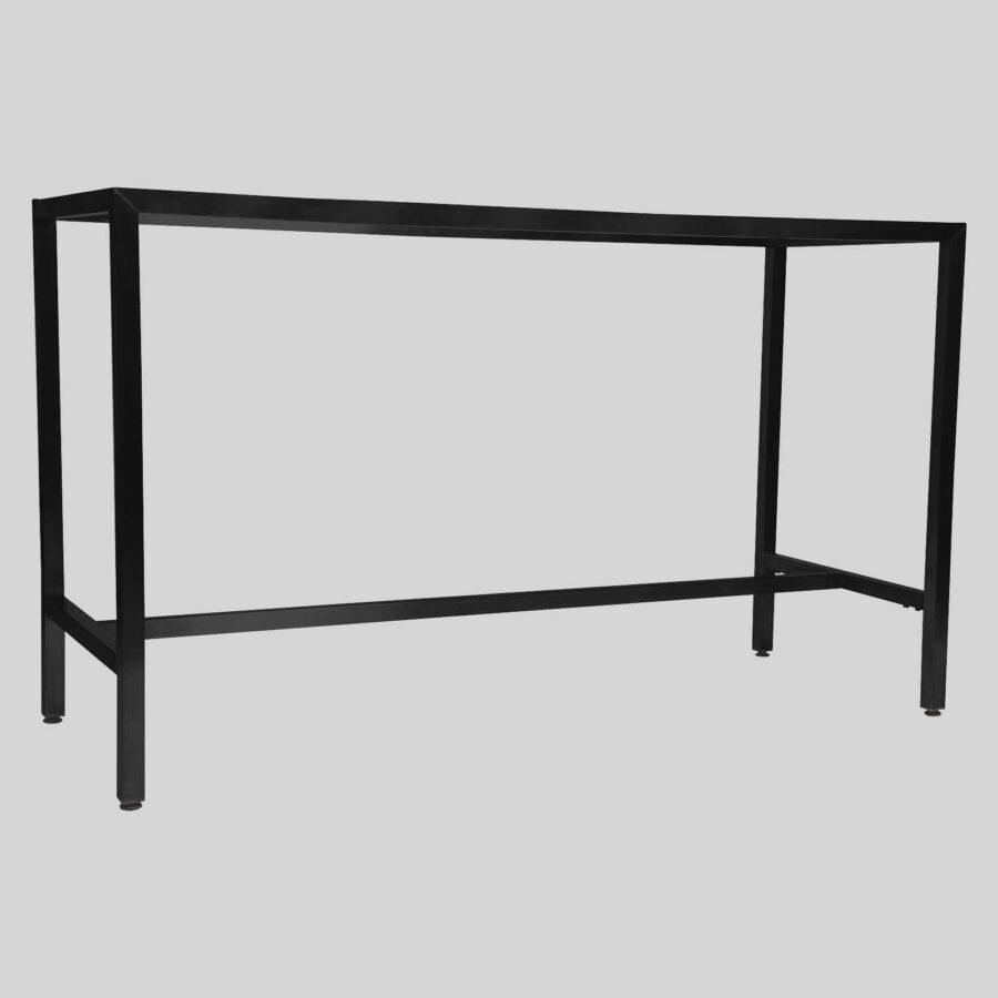 Richmond Bar Table Base - 1800 Black