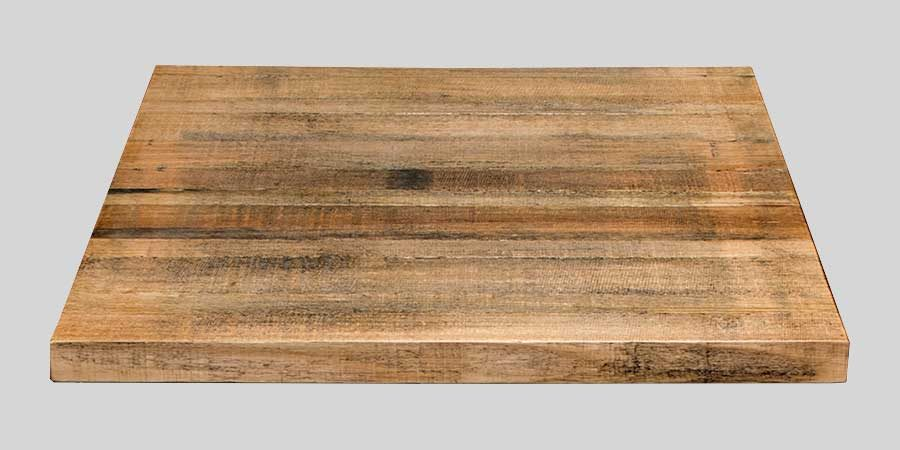 Rough Sawn Timber Table Top