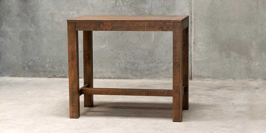 Funk 1200 commercial bar tables - Rustic