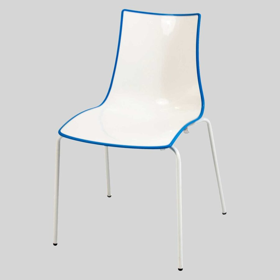 Zelda Duo Chair - Blue